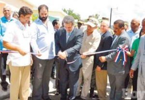 An agro industry project for the Dominican frontier