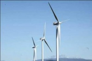 First Wind Farm in the Country Opens Today - Ege Haina