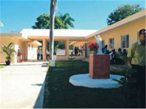 CAEI Builds Home for the Elderly in Los Llanos