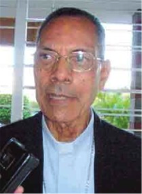 Barahona Bishop Values Contributions by Wind Park - Ege Haina