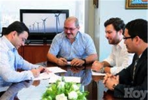 EGE Haina and Cobra Energy Sign Agreement for Expansion of Los Cocos Wind Park